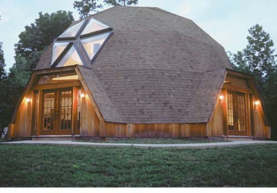 Dome Home Design Ideas: Geodesic World On Pinterest